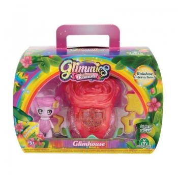 Glimmies Rainbow Friends Σπιτάκι Και Κούκλα - 6 Σχέδια