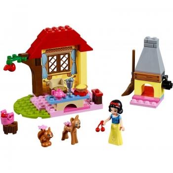 LEGO Juniors Snow White\'s Forest Cottage - Το Σπιτάκι Της Χιονάτης Στο Δάσος