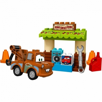 Lego Duplo Mater\'s Shed - Η Καλύβα Του Μπάρμπα