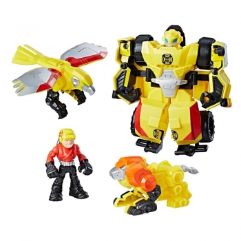 Hasbro Transformers Rescue Bot Rescue Team - 2 Σχεδια