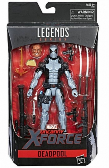 Hasbro Marvel Knights Legends Series 6-inch.