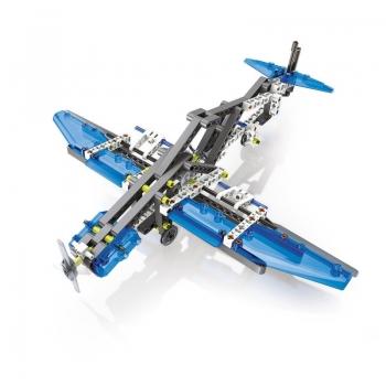 Μαθαίνω & Δημιουργώ - Εργαστήριο Μηχανικής Αεροπλάνα & Ελικόπτερα