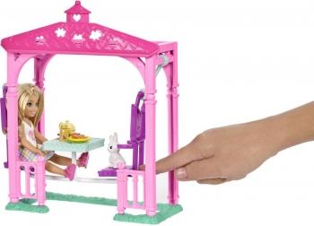 Barbie Τσέλσι & Φίλες Σετ Εξοχής-2 Σχέδια
