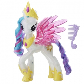 Hasbro My Little Pony Glimmer And Glow Princess Celestia