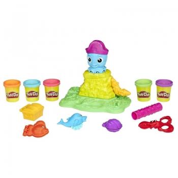 Hasbro Play-Doh Cranky The Octopus-Το Χταπόδι