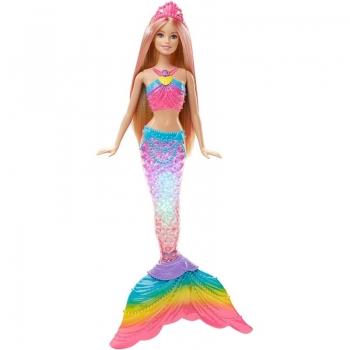 Barbie Γοργόνα - Φωτεινή Ουρά DHC40