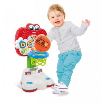 Baby Clementoni Μπασκετάκιας Εκπαιδευτική Ηλεκτρονική Μπασκέτα