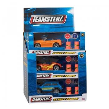 Teamsterz Οχήματα Street Racers Team - 3 Σχέδια