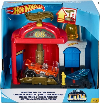 Hot Wheels Βασικές Πίστες City