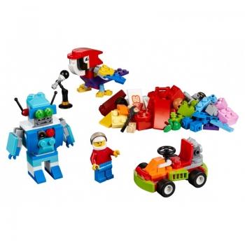 10402 LEGO Classic Fun Future - Διασκεδαστικό Μέλλον