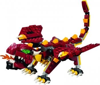 31073 LEGO Creator Mythical Creatures - Μυθικά Πλάσματα