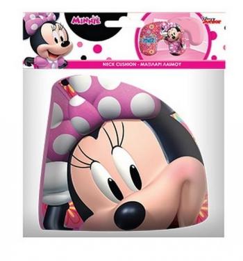 Φουσκωτό Μαξιλάρι Λαιμού Ταξιδίου Minnie Mouse 30 Εκ. (000561987)