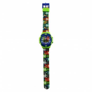 Ψηφιακό Παιδικό Ρολόι Χειρός Pj Masks (1027-64134)