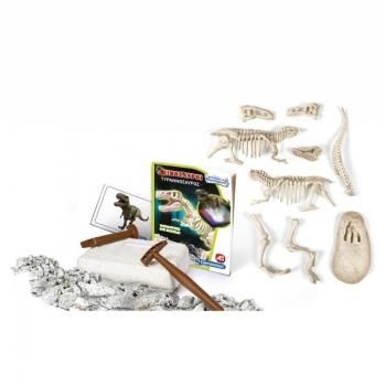 Μαθαίνω & Δημιουργώ Τυραννόσαυρος Επαυξημένη Πραγματικότητα Fluo