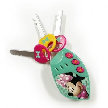 Minnie Mouse Κλειδιά Και Συναγερμός Αυτοκινήτου