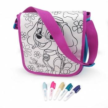 Τσάντα Ζωγραφικής Carry Bag Paw Patrol Skye
