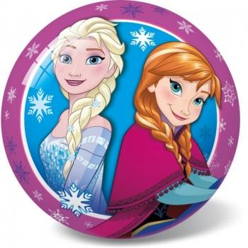 Μπάλα Πλαστική Παιδική Disney Frozen, Μωβ, 23Cm