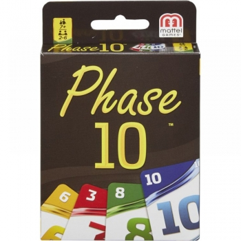 Κάρτες Phase 10 (FFY05)