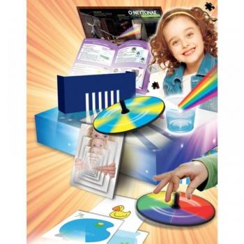 Μικροί Επιστήμονες - 25 Πειράματα Οπτικής Real Fun Toys (77601)