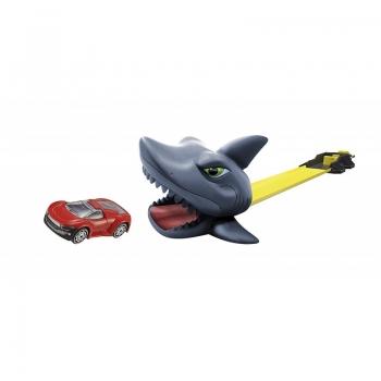 Teamsterz Πίστα Shark Attack Με 3 Μεταλλικά Αμαξάκια - 2018