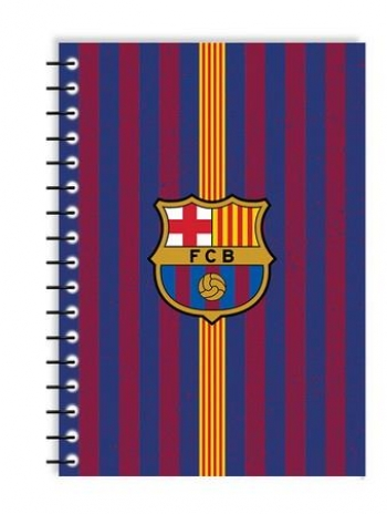 Τετράδιο Σπυραλ A4 2θ 64φ Barcelona