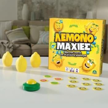 Επιτραπέζιο Παιχνίδι Λεμονομαχίες