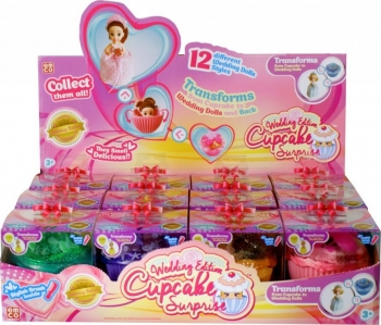 Just Toys Cup Cake Surprise Wedding Edition 1105
