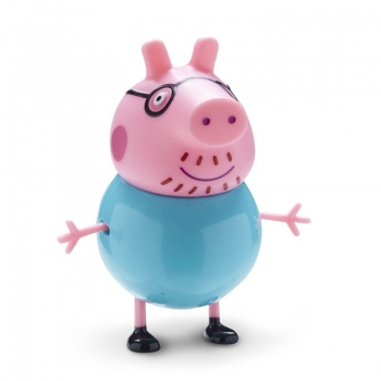 Peppa Pig Η Οικογένεια Της Πέππα, 4 Φιγούρες