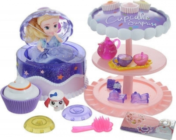 Just Toys Cup Cake Surprise Tea Party Cake