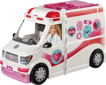 Barbie Κινητό Ιατρείο-Ασθενοφόρο