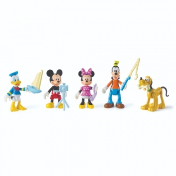Σετ 5 Φιγούρες Mickey Club House
