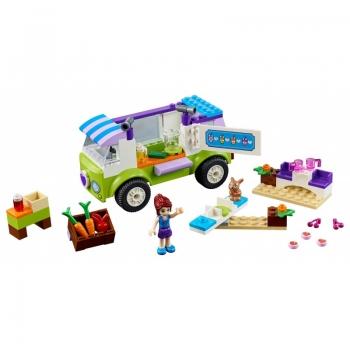 Lego Juniors Mia\'s Organic Food Market - Αγορά Οργανικών Τροφίμων Της Μία