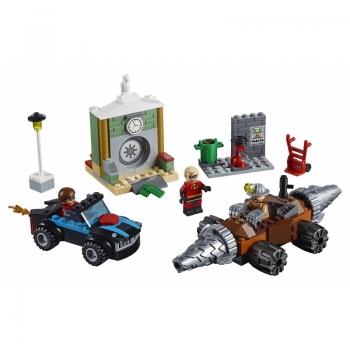 LEGO 10760 LEGO Juniors Underminer Bank Heist - Ληστεία Τράπεζας Του Υπονομευτή