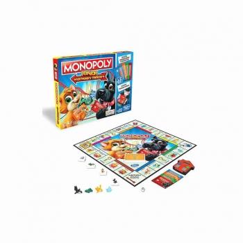 Επιτραπέζιο Monopoly Junior Ηλεκτρονική Τραπεζική (18420)