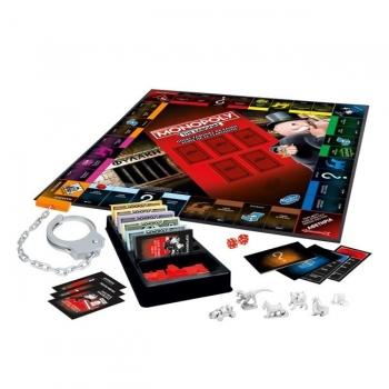 Επιτραπέζιο Monopoly Cheaters - Hasbro