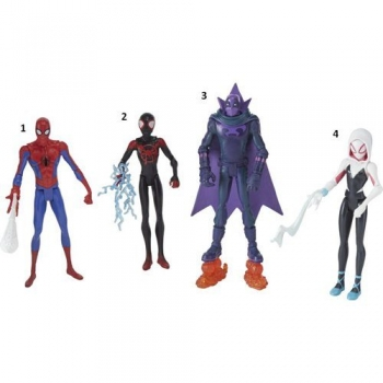 Hasbro Spiderman Movie 15cm Figure-4 Σχέδια