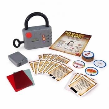 Επιτραπέζιο Escape Game Μυστική Αποστολή