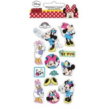 GIM Disney Minnie Mouse Αυτοκόλλητα Shining