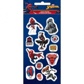 Αυτοκόλλητα GIM Spiderman Foam Stickers