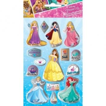 Disney Princess Αυτοκόλλητα GIM  Reflective