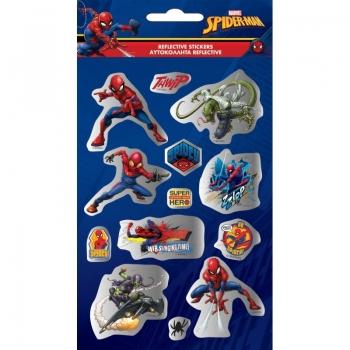 GIM Spiderman Αυτοκόλλητα Reflective
