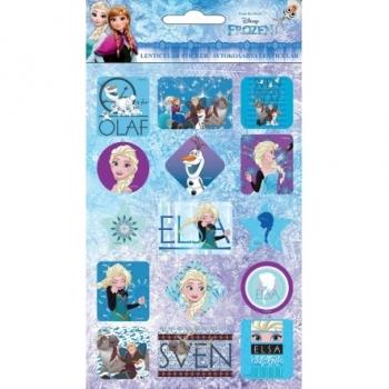 Αυτοκόλλητα Disney Frozen GIM  Lenticular