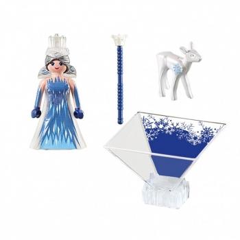 Playmobil Playmogram Πριγκίπισσα Του Παγετού Με Ελαφάκι