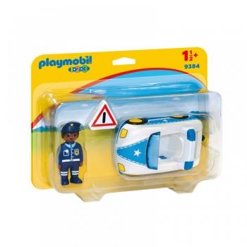 Playmobil 123 Περιπολικό Αστυνομίας