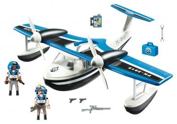 Playmobil Action Αστυνομικό Υδροπλάνο