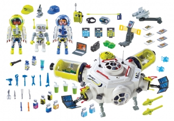 Playmobil Space Διαστημικός Σταθμός στον Άρη