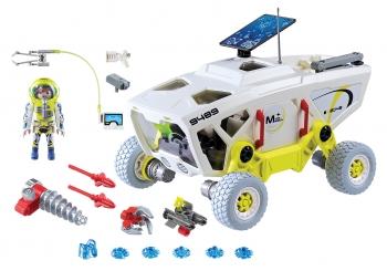 Playmobil Space Διαστημικό Όχημα Εξερεύνησης Άρη