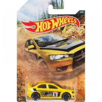 Hot Wheels Αυτοκινητάκια - Αυτοκινητοβιομηχανίες - 14 Σχέδια - 1 Τεμάχιο (GDG44)