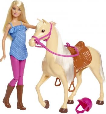 Barbie & Άλογο