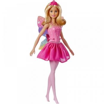 Barbie Dreamtopia Νεράιδα Μπαλαρίνα 2 σχέδια (FWK85)
